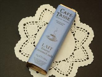 カフェタッセ 塩キャラメルミルクチョコ
